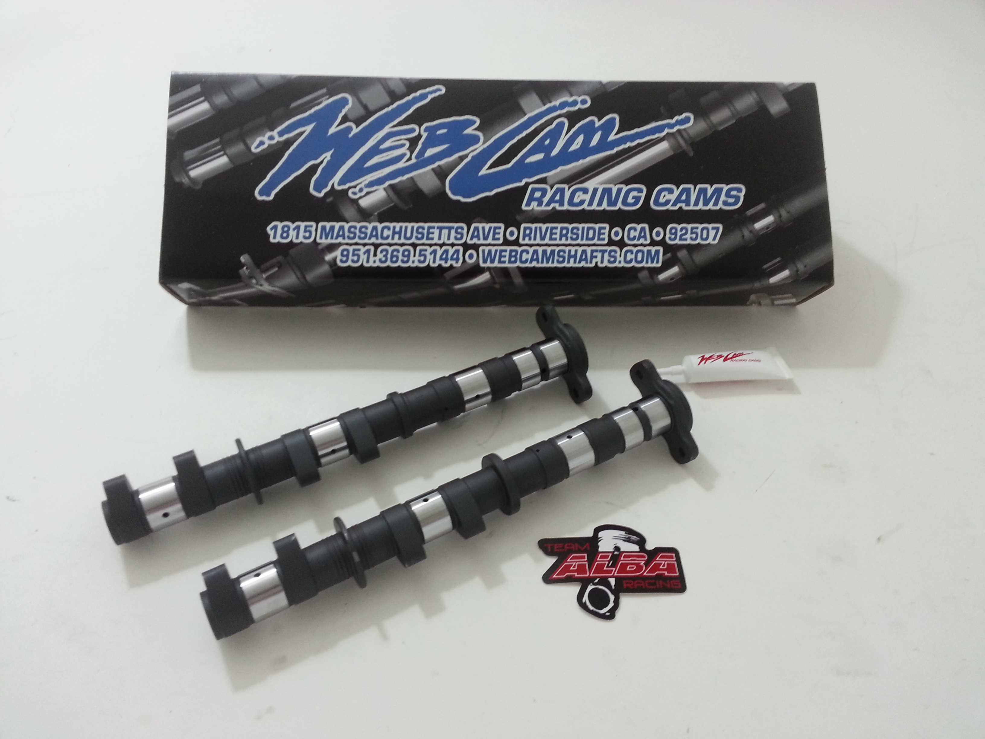 Alba Racing Camshaft testing has begun! | Yamaha YXZ Forums