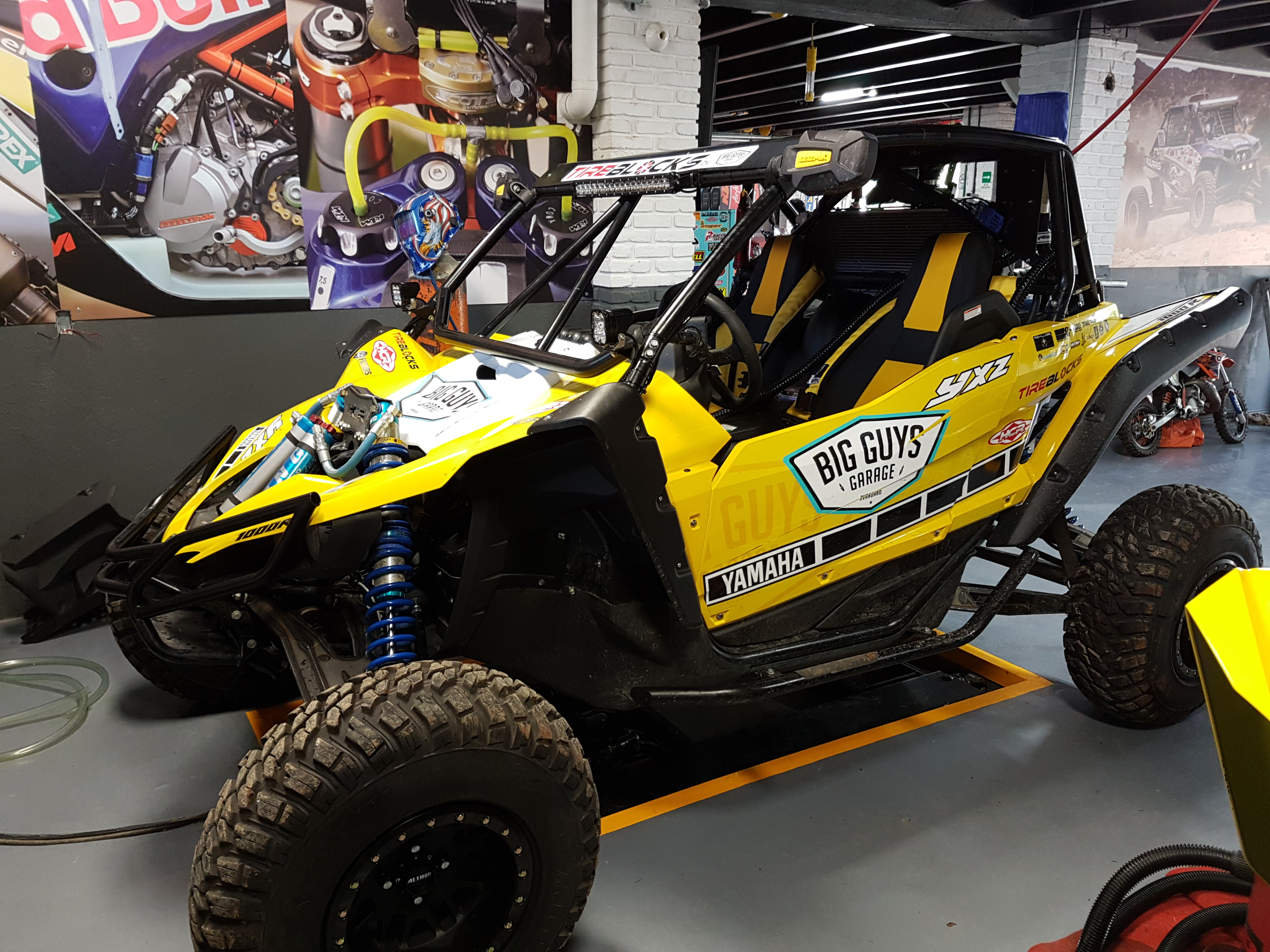 Anyone install a fuel cell yet? | Yamaha YXZ Forums