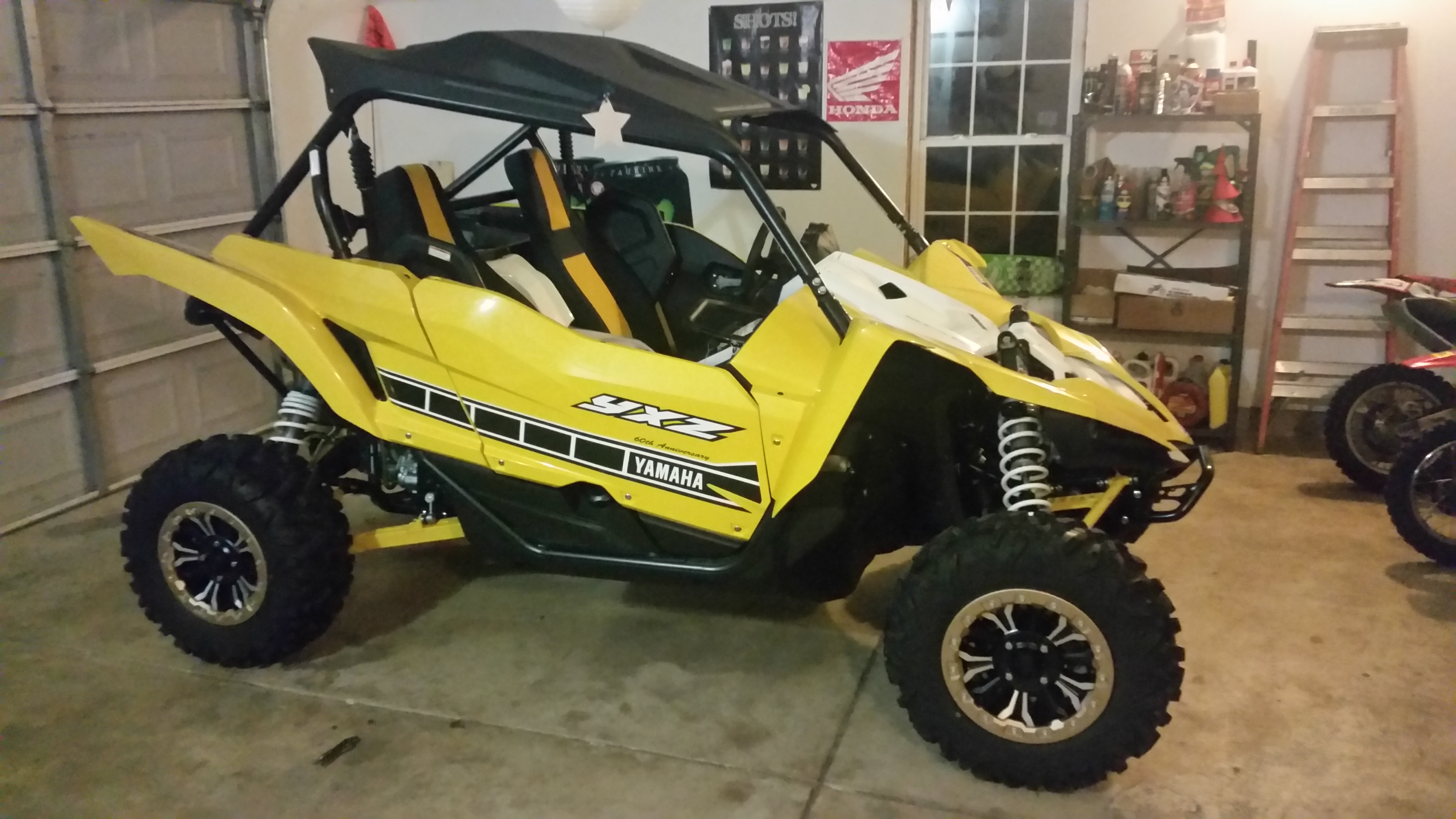 20 hour break in questions    | Yamaha YXZ Forums