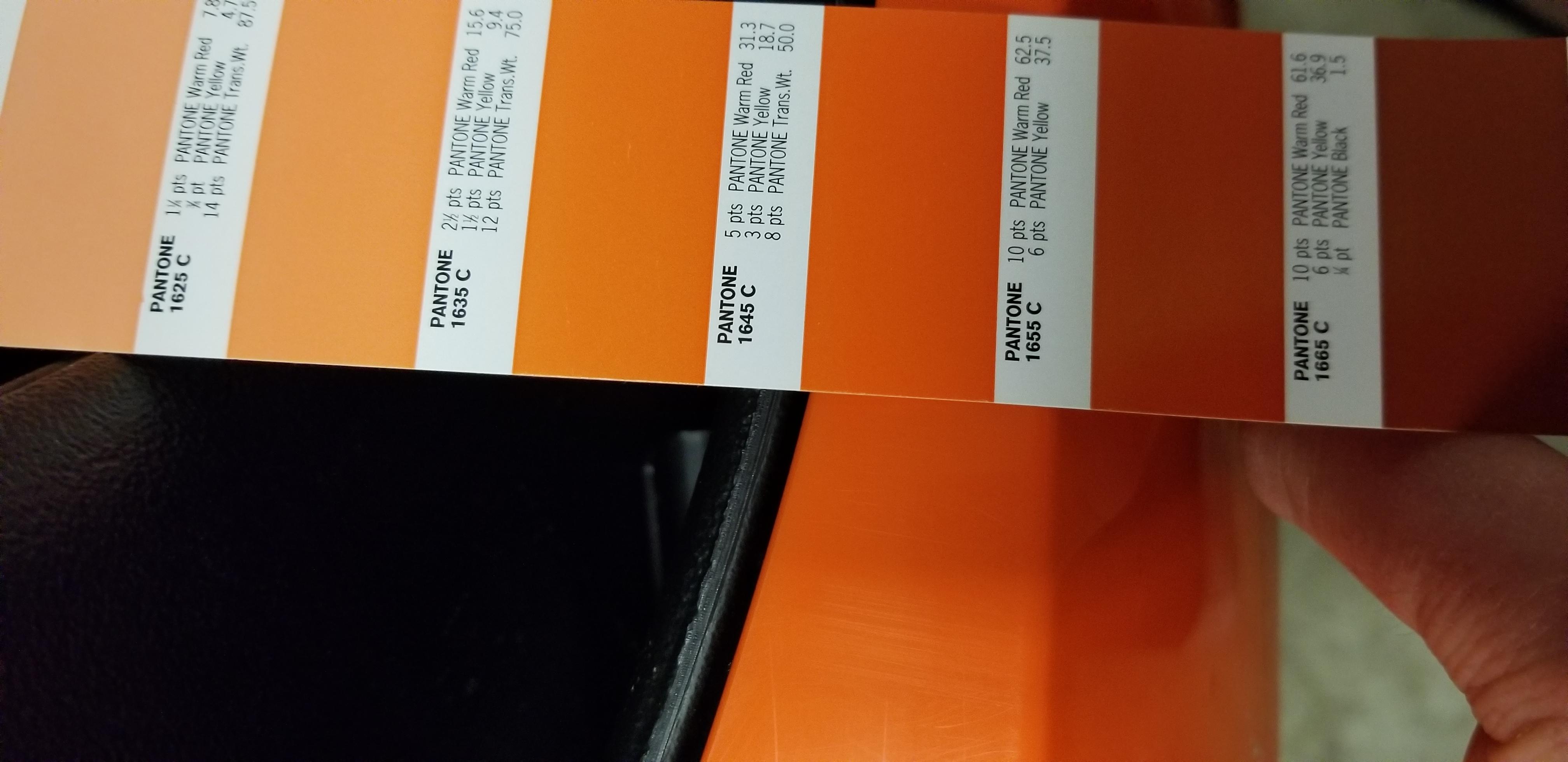 Blaze Orange Paint Color Code 20180320 212734 1521596198586 Jpg