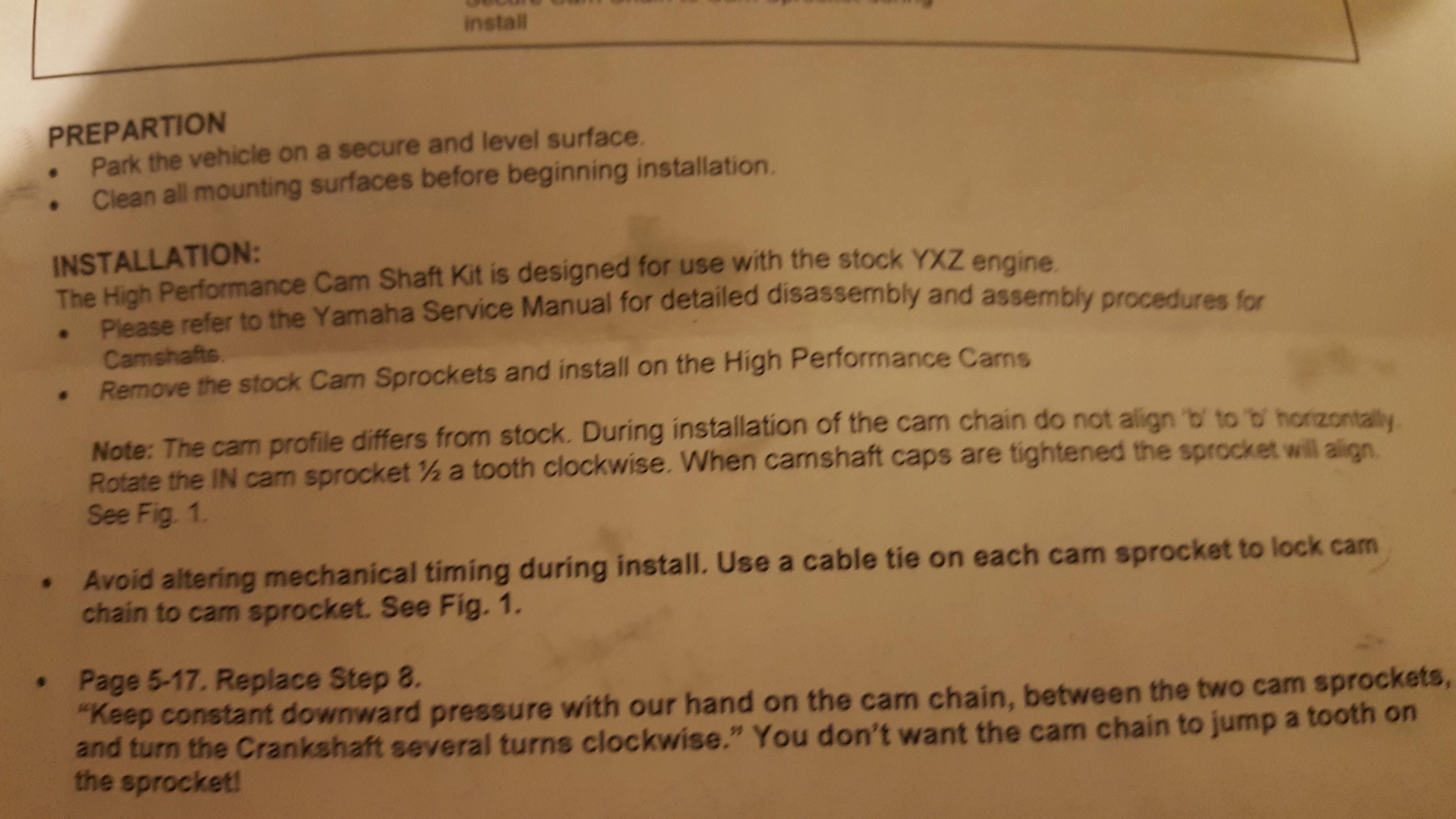 Yxz1000r Service Manual