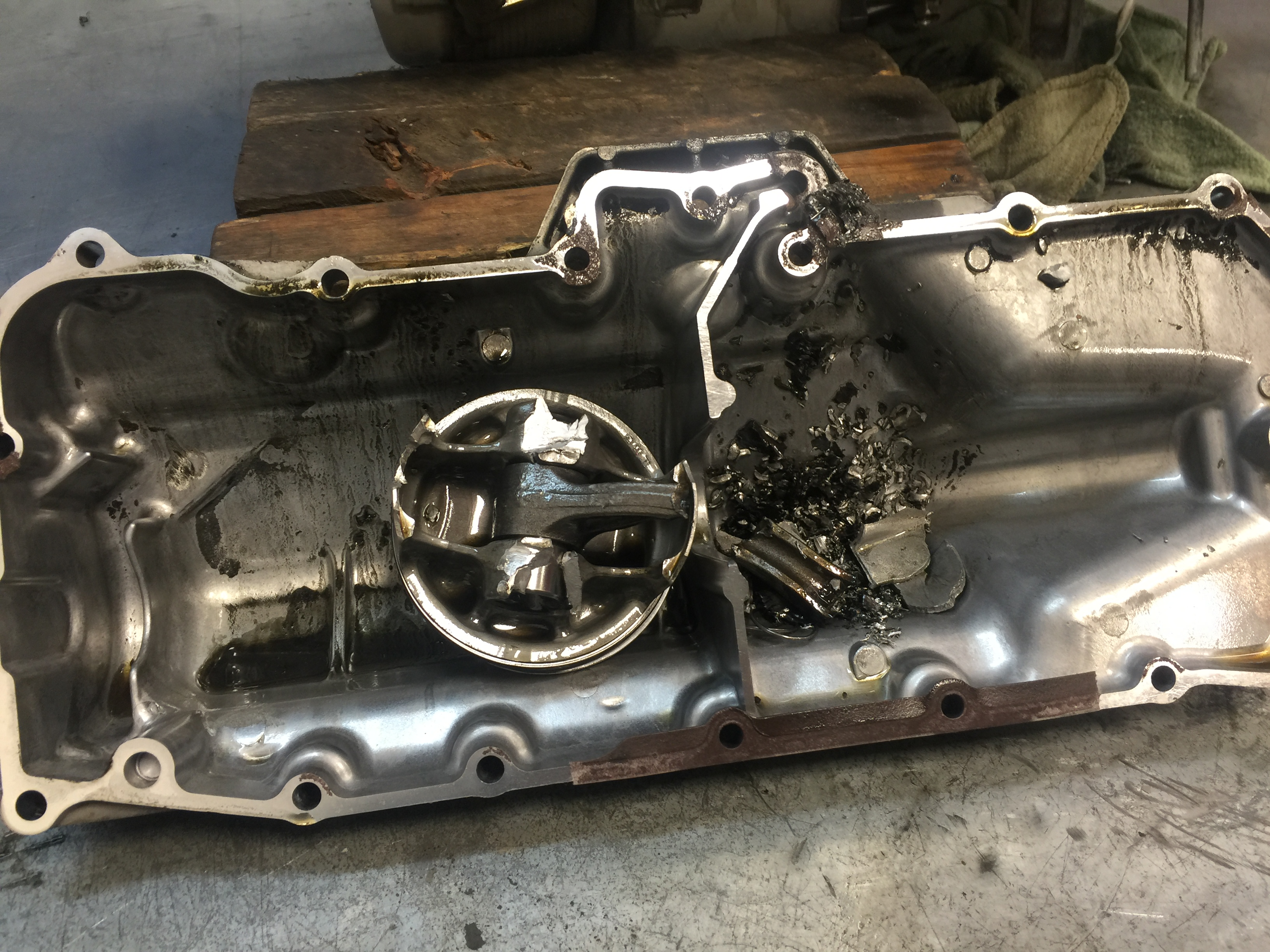 Blown YXZ engine at 15 hours | Yamaha YXZ Forums