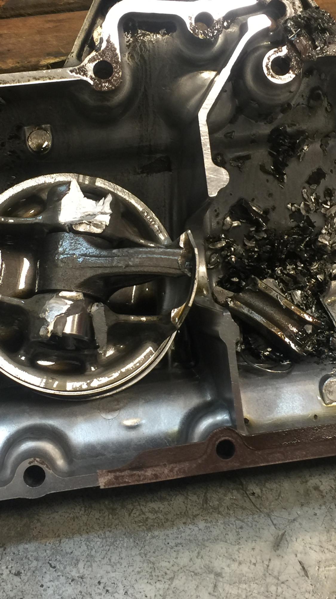 Blown YXZ engine at 15 hours | Yamaha YXZ Forums