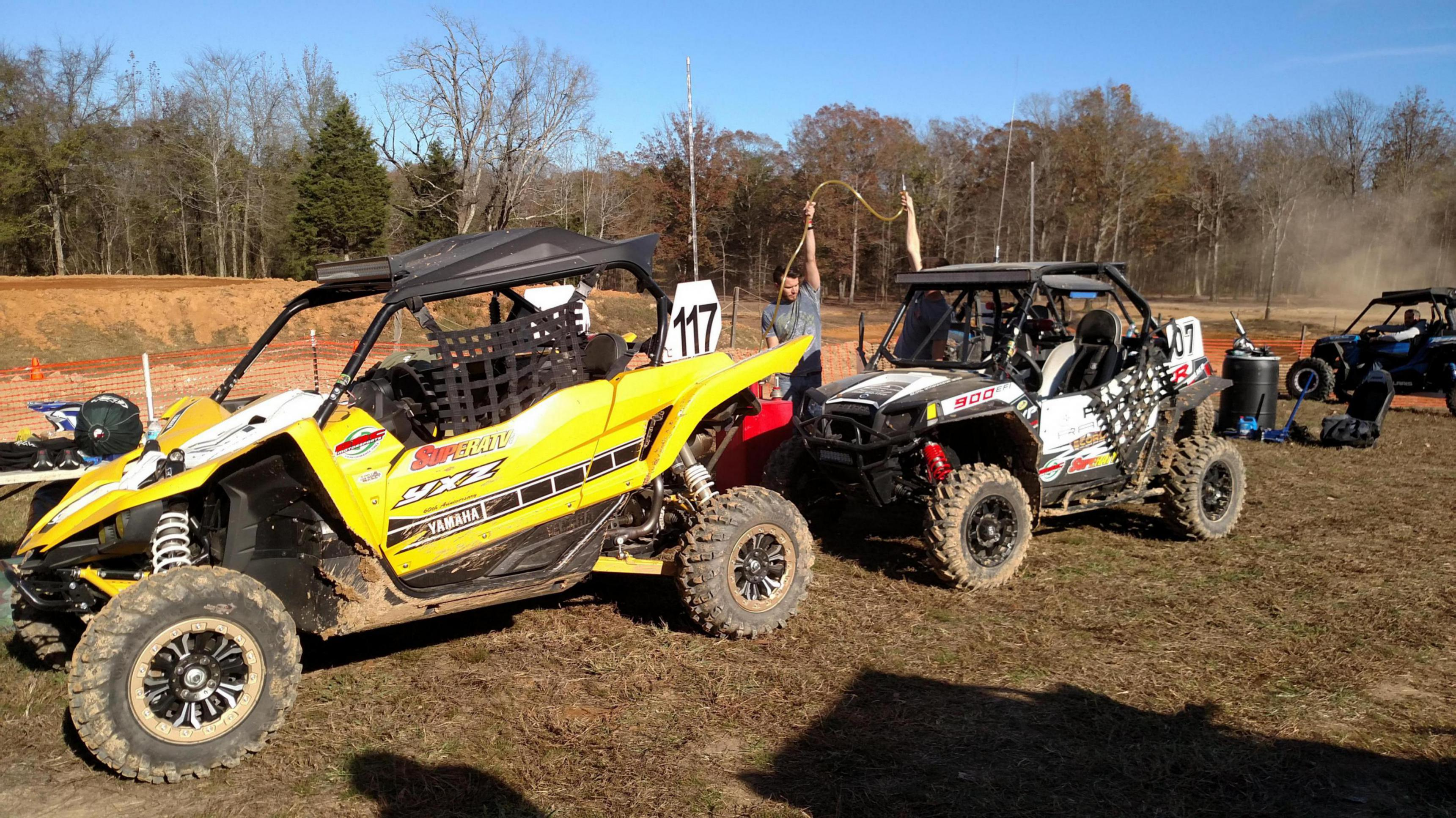 Help, really want side nets for safety | Yamaha YXZ Forums