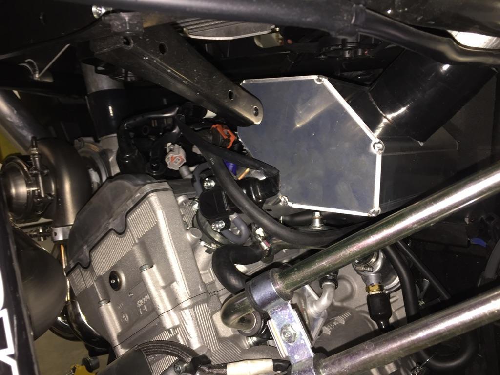 Sneak peak K&T Performance turbo kit!!!! | Yamaha YXZ Forums