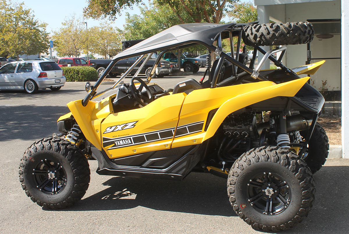 Factory Utv Yxz 1000 R Parts And Accessories