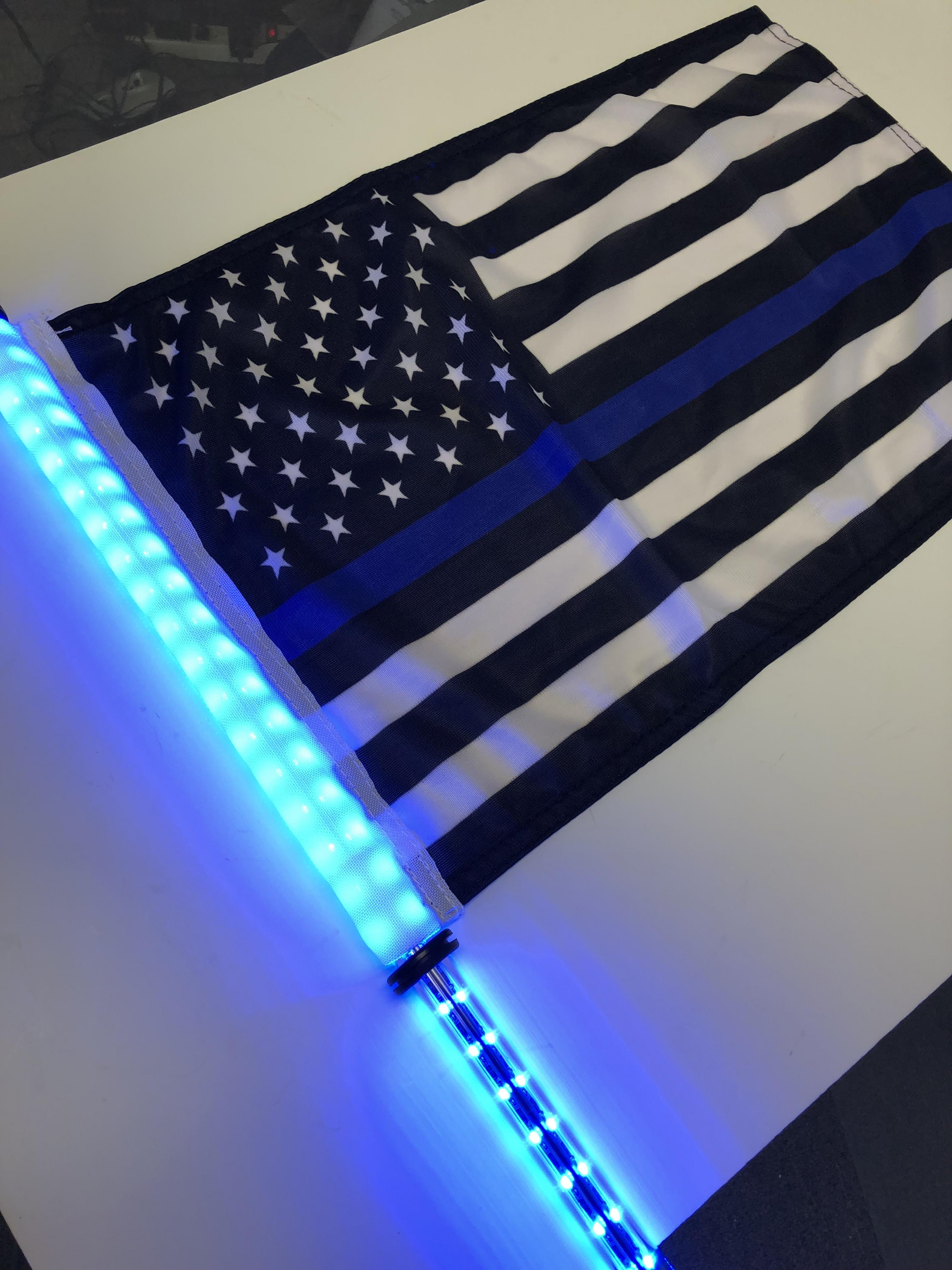 NEW American Flags... Fit most LED whip brands.-thin-blue-line-2.jpg