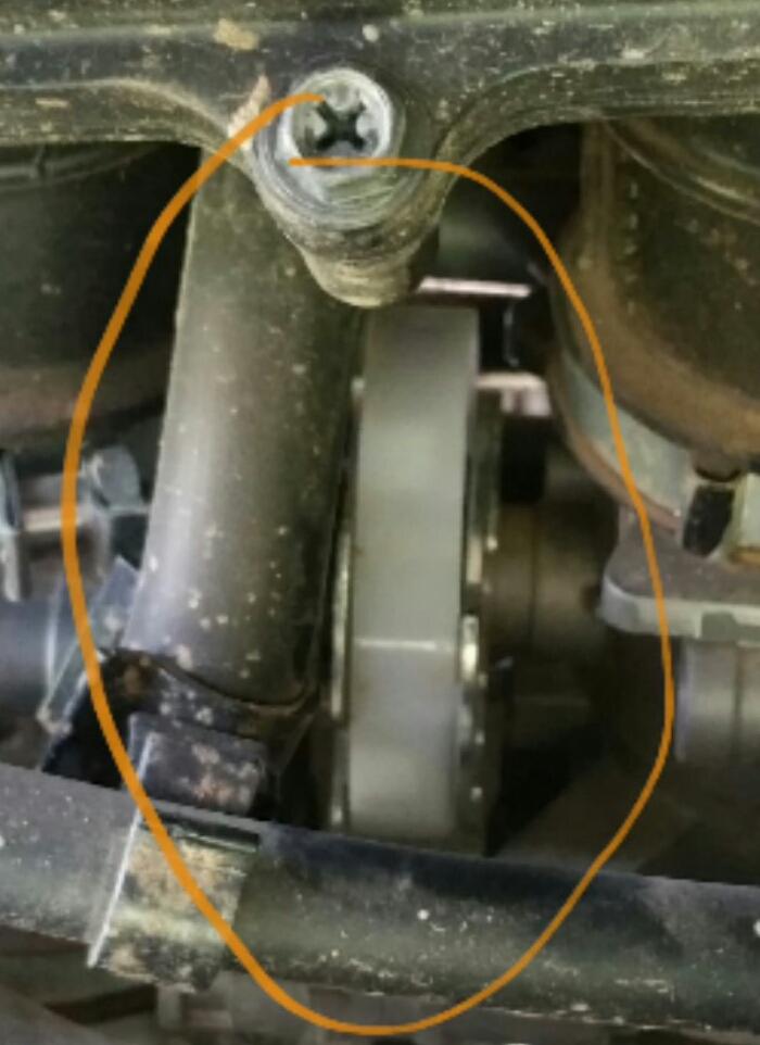 Yamaha yxz 1000r throttle cable spacer