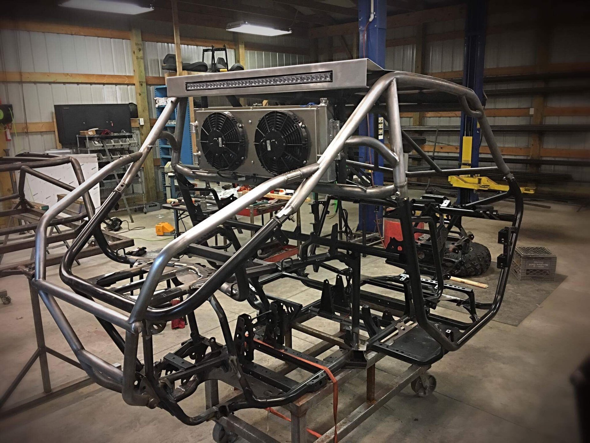 Anyone replace the frame yet??? | Page 2 | Yamaha YXZ Forums