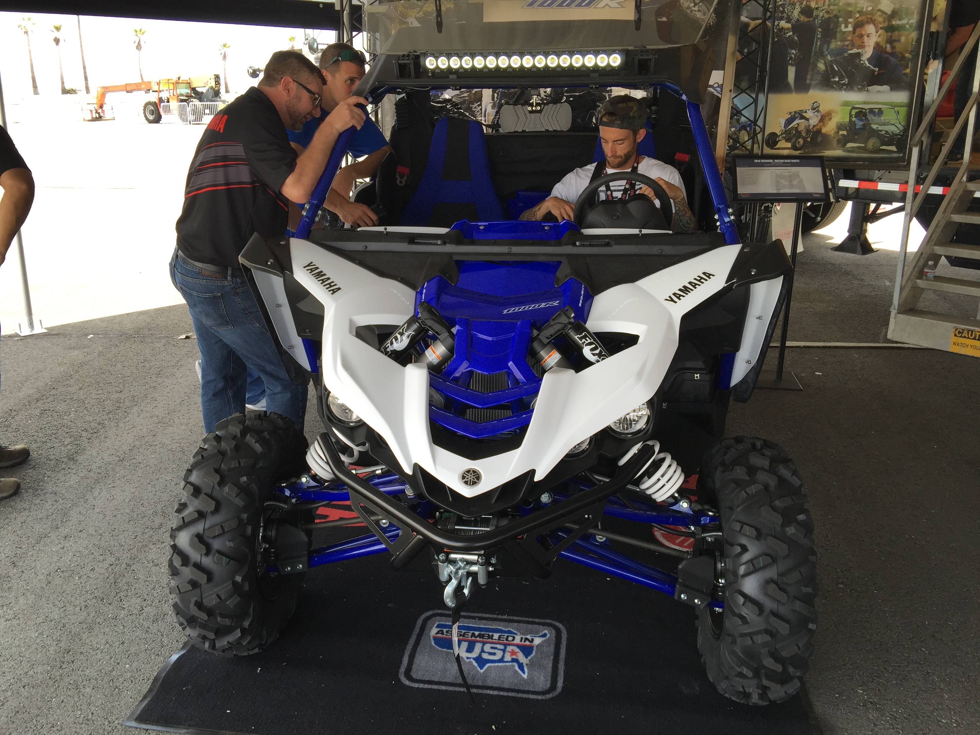 Yamaha Yxz 1000r Accessories And Pricing